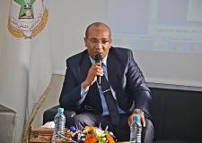 اختيار مدير الاتحاد عضوا بالمجلس الإداري للهيئة الدولية للدفاع عن النقابيين والمهنيين الفلسطينيين