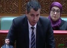 مريمي يقدم استقالته من عضوية لجنة تقصي الحقائق حول جرادة