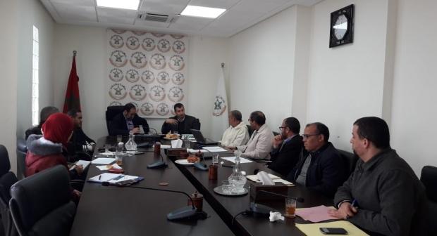 الجامعة المغربية للتكوين المهني تحمل الإدارة مسؤولية احتقان الأوضاع وتدعوها إلى الجلوس على طاولة الحوار
