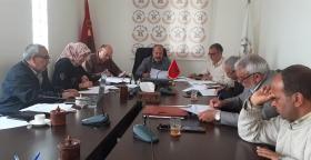 جامعة موظفي الجماعات المحلية تدعو وزارة الداخلية الى التعامل الايجابي مع تعديلاتها