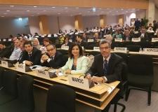 الاتحاد يشارك في قمة عالم العمل بجنيف