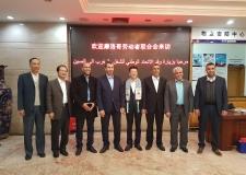 """وفد """"untm"""" يقوز بزيارة عمل لاتحاد نقابات العمال في مقاطعة فوجيان بالصين"""