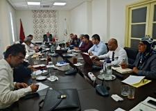 الاتحاد يبدأ تحضيراته للمؤتمر الوطني السابع ويختار عطاش رئيسا للجنة التحضيرية