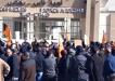 الجامعة الوطنية لموظفي التعليم بفاس مكناس تحتج  ضد الساعة الإضافية