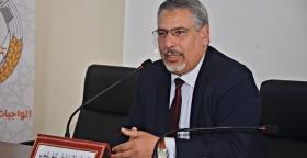 الأمين العام يستغرب إعادة محاكمة حامي الدين ضدا على القوانين والمواثيق الوطنية والدولية