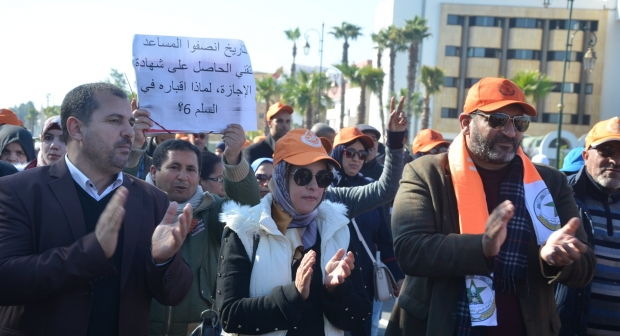 دحمان يدعو الحكومة إلى أخذ العبر من محطة 3 يناير ويدعو النقابات إلى توحيد النضال