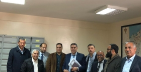 """الـ""""untm"""" بجهة الدار البيضاء سطات يلتقي نائب والي الأمن لتدارس مشاكل النقل"""