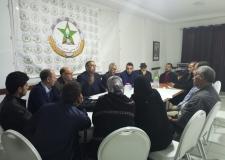 جامعة موظفي الجماعات المحلية بتازة تتدارس مشاكل القطاع بالإقليم