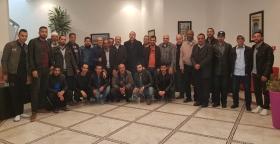 الجامعة الوطنية لمستقبل السككيين تنظم ملتقى جهوي بالحوزية