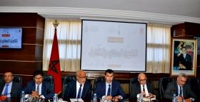 الاتحاد يتدارس بمجلس المستشارين تحديات التكوين المهني والتشغيل