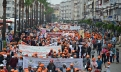 فيديو..تغطية مسيرة فاتح ماي بالدار البيضاء