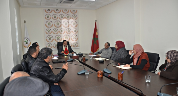 نقابة مستخدمو المؤسسة المحمدية للأعمال الاجتماعية تصعد ضد وزارة العدل