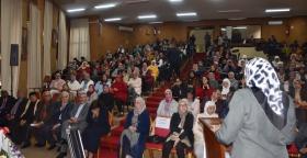 لجنة العمل النسائي للاتحاد تنظم حفلا بمناسبة اليوم العالمي للمرأة