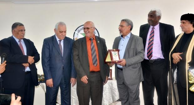 الاتحاد يستقبل وفدا عن الاتحاد الدولي لنقابات العمال العرب