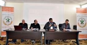 اللجنة المركزية للتكوين بالاتحاد تنظم لقاء تكوينيا لفائدة الكتاب الإقليميين والجهويين للاتحاد