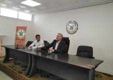 الأمين العام يؤطر لقاء تواصليا للمكتب الجهوي للاتحاد للرباط سلا القنيطرة