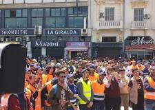 المكتب الإقليمي للإتحاد بإقليم طنجة أصيلا ينظم مهرجانا خطابيا بمناسبة فاتح ماي