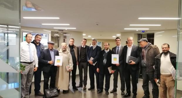 """الـ""""UNTM"""" بجهة الدار البيضاء سطات يوقع اتفاقية مع شركة وفاء للتأمينات"""