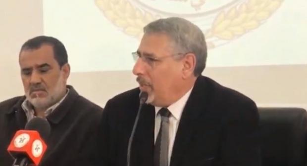 فيديو…الأمين العام يستنكر الاستهداف الدنيء لآمنة ماء العينين