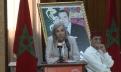 لجنة العمل النسائي بالاتحاد تكرم الفنانة المغربية نعيمة المشرقي