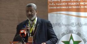كلمة رئيس المجلس الوطني للاتحاد خلال الدورة العادية للمجلس