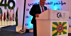 الحلوطي من القاهرة: الحركة النقابية المغربية انتزعت مكتسبات وتطالب بإلغاء الفصل 288 والتصديق على الاتفاقية الدولية 87