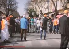 تغطية تظاهرة الاتحاد لفاتح ماي بفاس