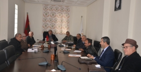 المكتب الوطني لجامعة موظفي الجماعات المحلية يتدارس مشاورات الحوار القطاعي
